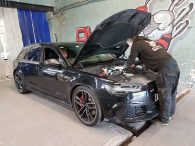 AUDI RS6 ECU Remapping