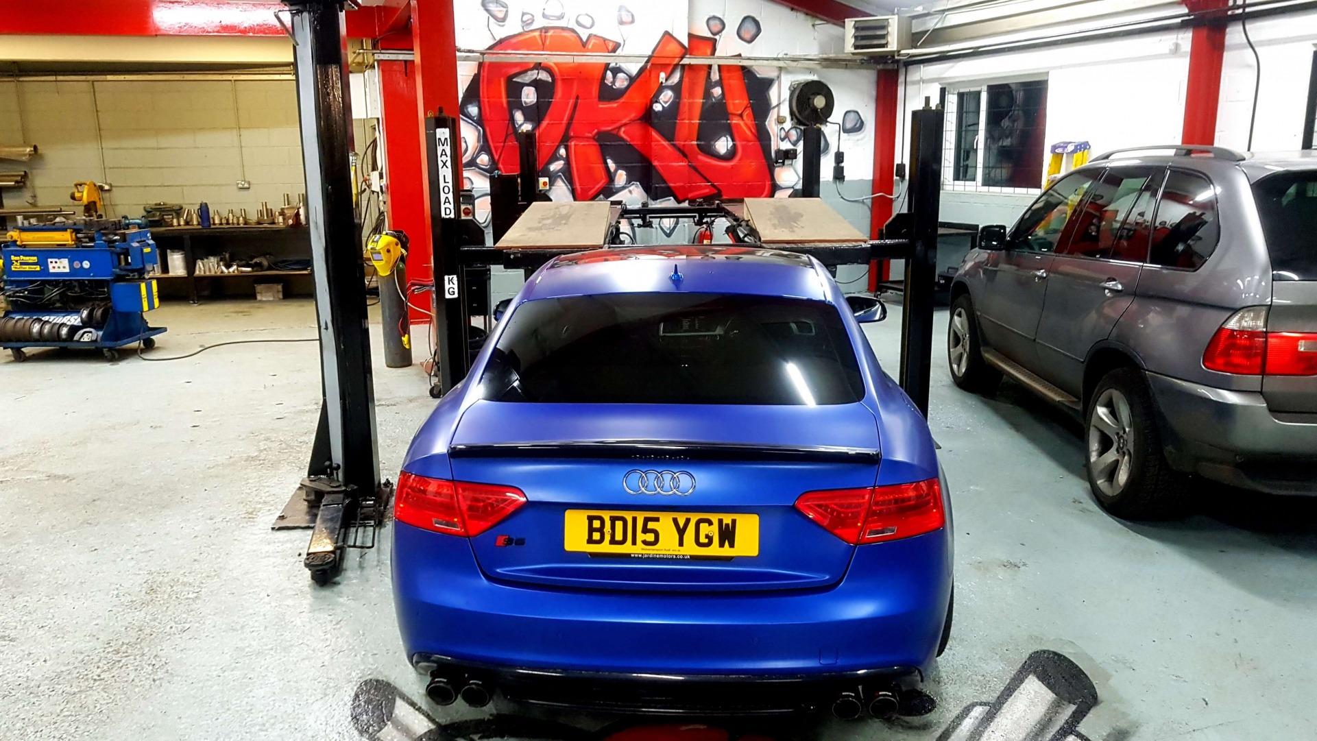 Audi S5 TFSI