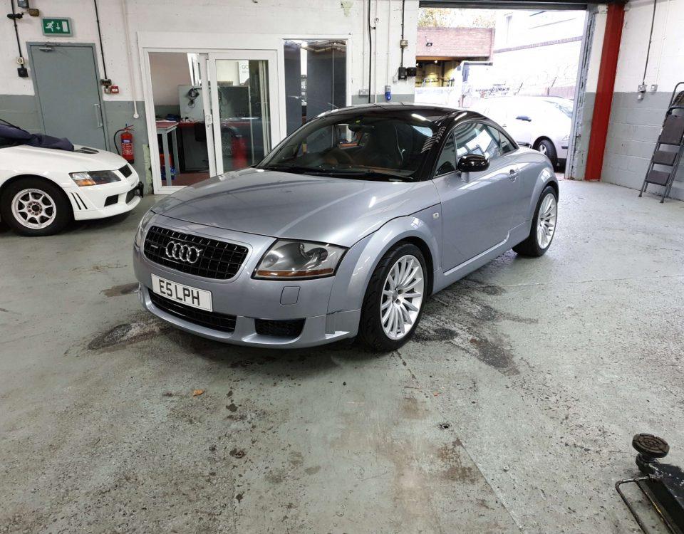 Audi TT-240 QUATTRO SPORT
