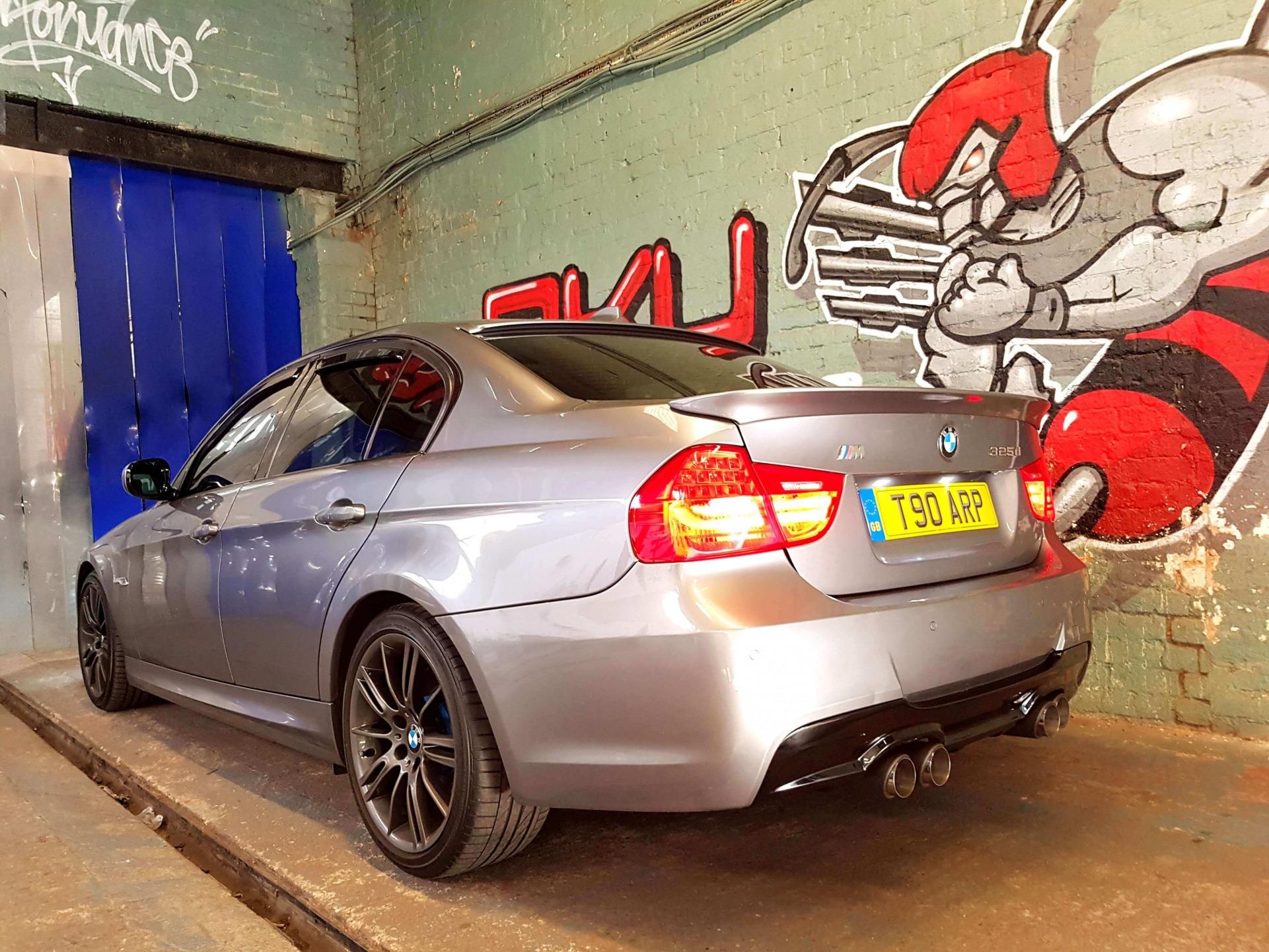 BMW 335D QUAD M3 07