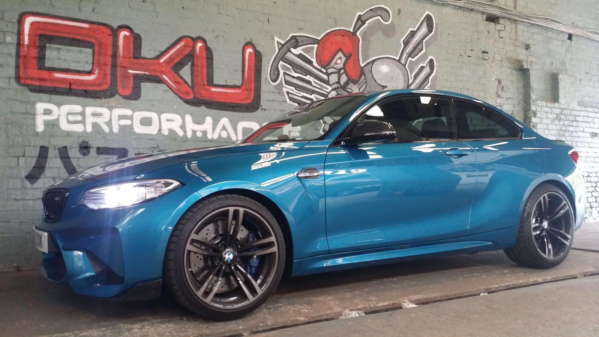 BMW M2 Ecu Remap