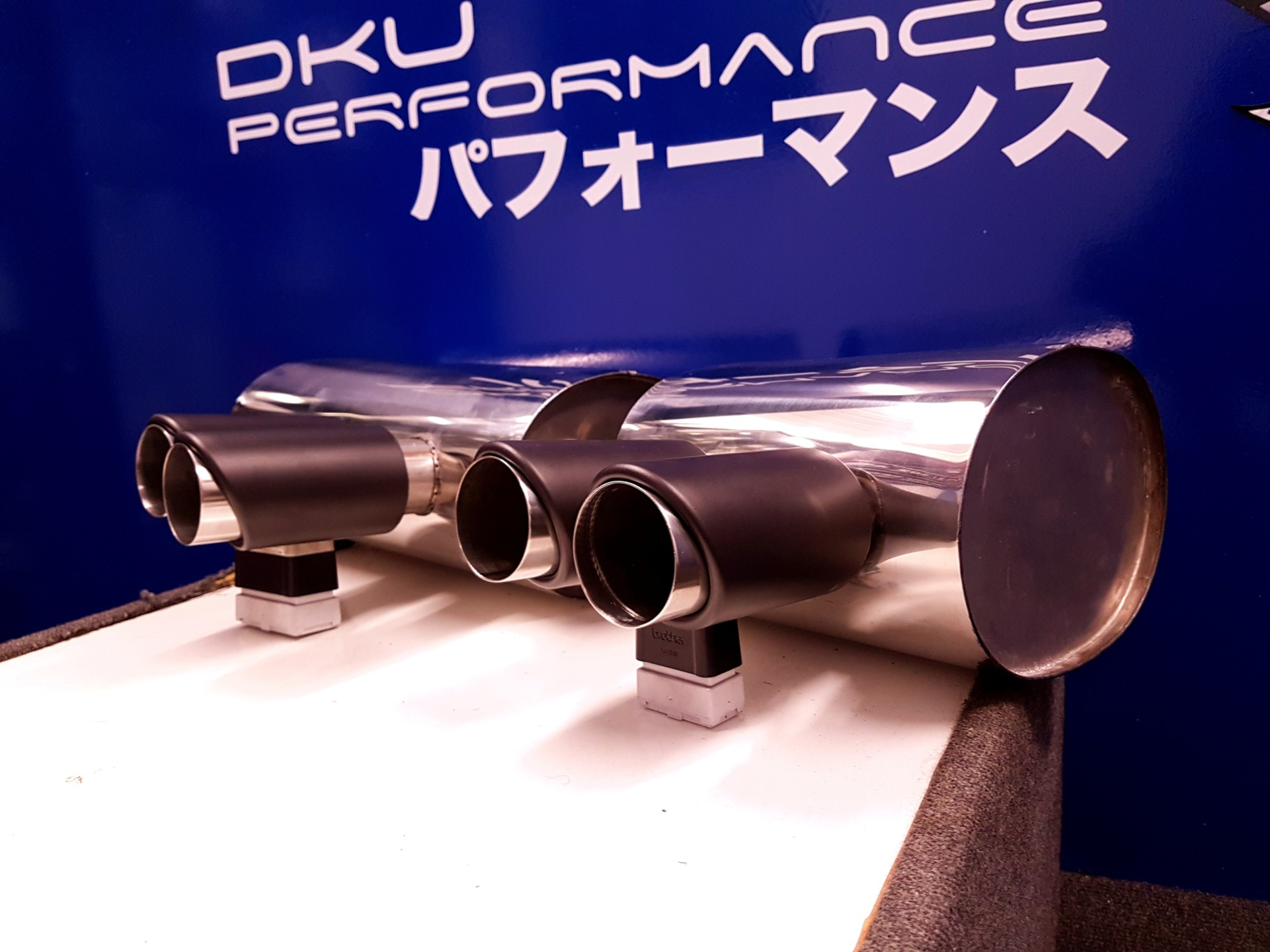 Stainless Steel Performance Exhaust Systems   Aluminium Fabrication