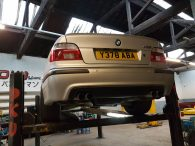 M5 M5 E39 5.0 V8 Performance Exhaust SystemE39 5.0 V8 Performance Exhaust System