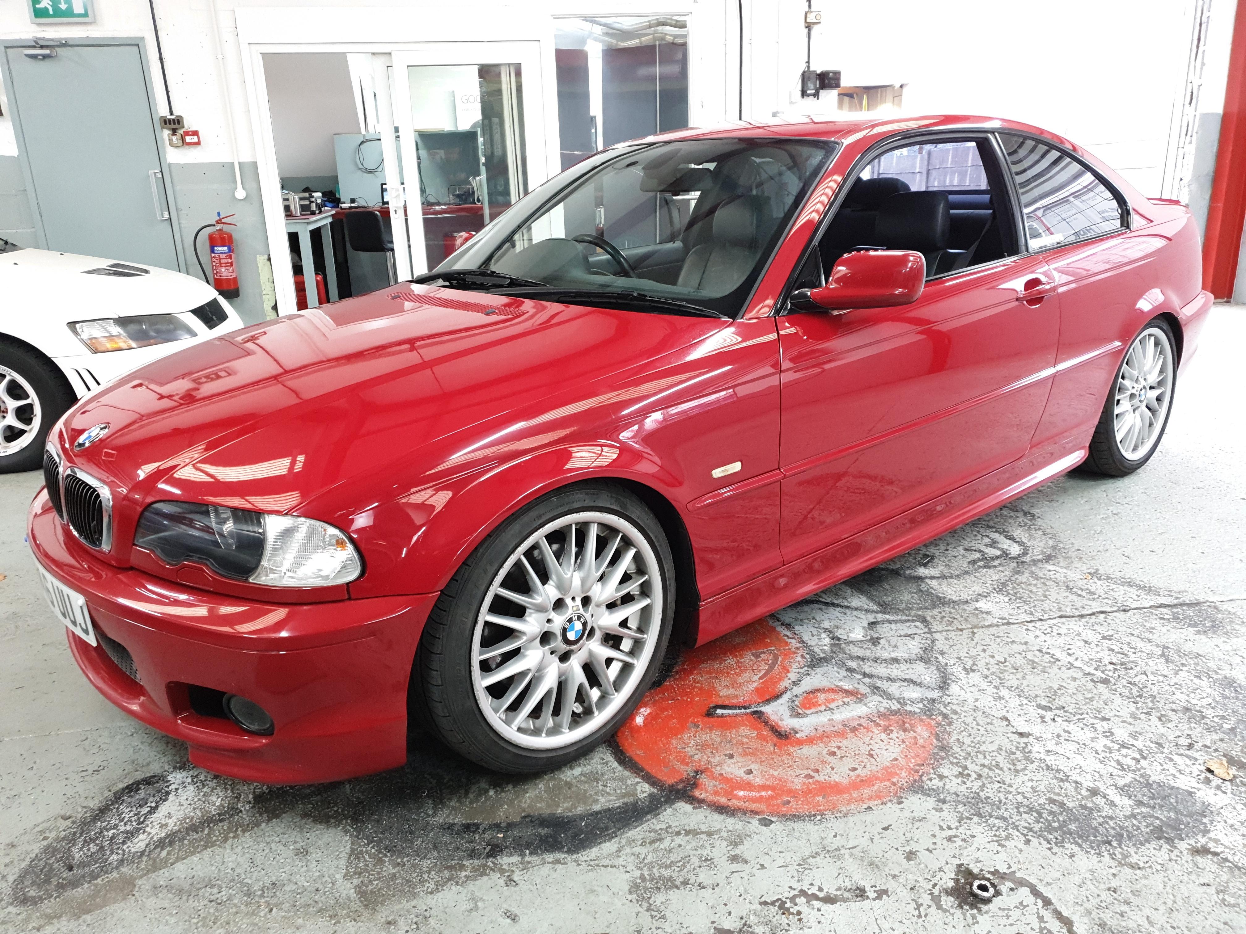 BMW 3 SERIES-E46 316I
