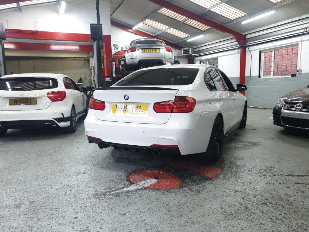 BMW 320D F30 335 340i Dual Conversion - DKU Performance
