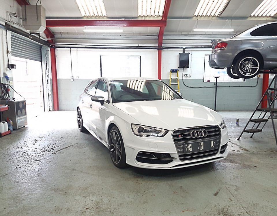 Audi S3-