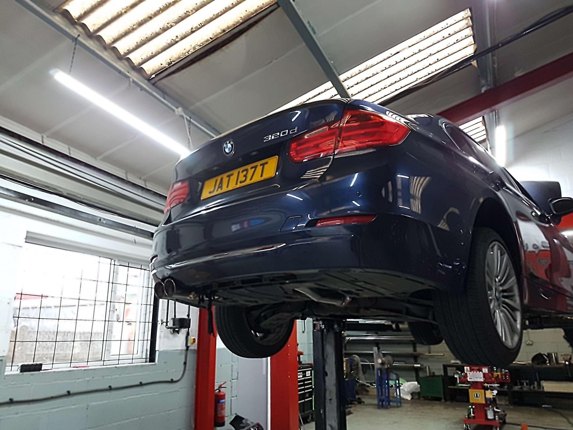 BMW 3 SERIES-F3x CONVERSION