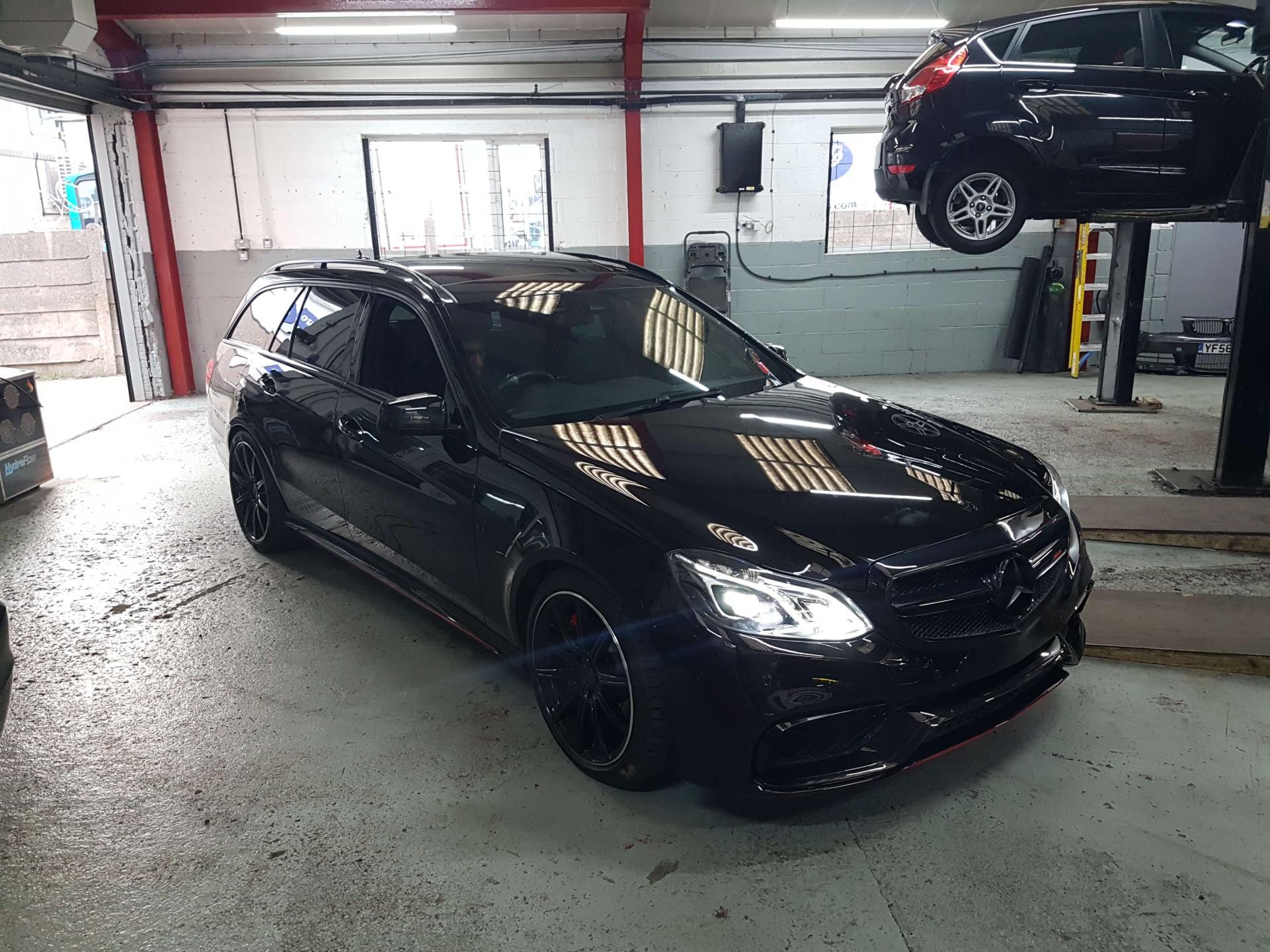 Mercedes C-Class CDI