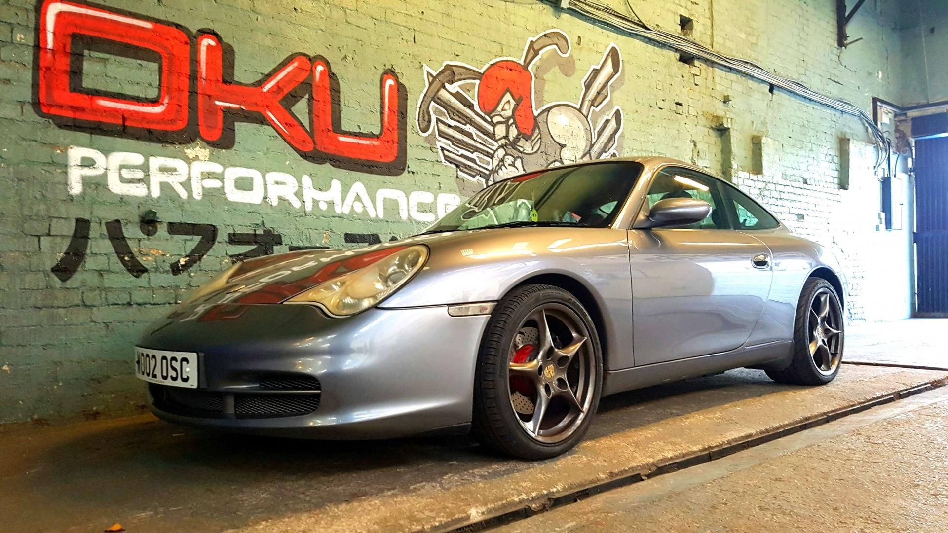 Porsche 911-3.6