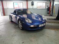 Porsche BOXSTER-986 3.2 S ECU Remap