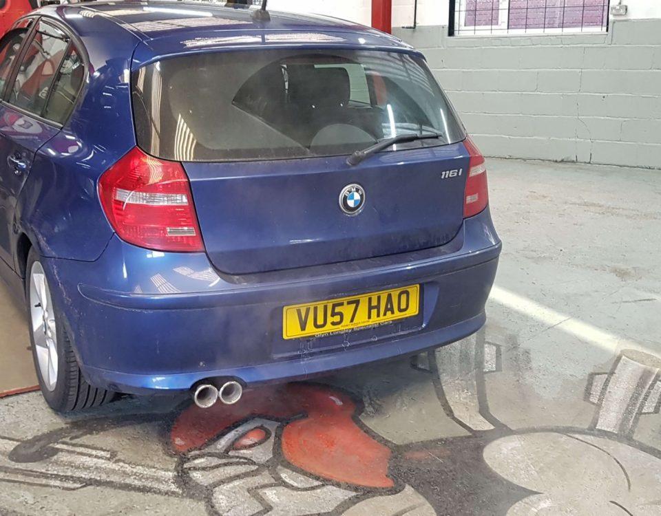 BMW 1 SERIES-116i 118i 120i