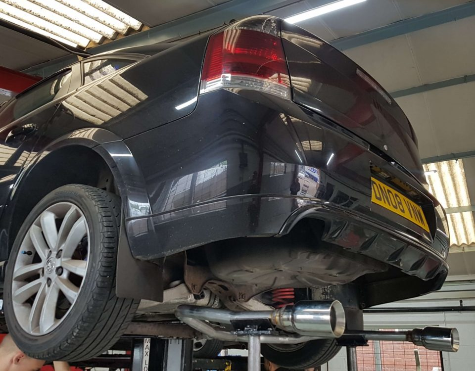 Vauxhall VECTRA -C 1.9 CDTI