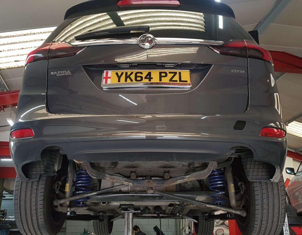 Vauxhall ZAFIRA-TOURER 2.0D