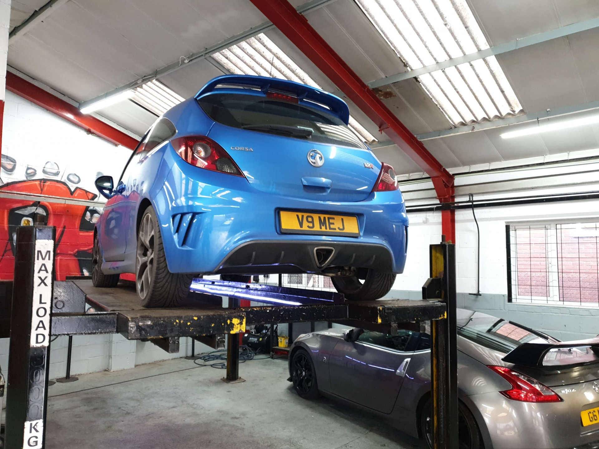 Vauxhall CORSA-VXR Carbon Clean