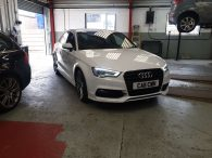 AUDI A3 1.4T Carbon Cleaning