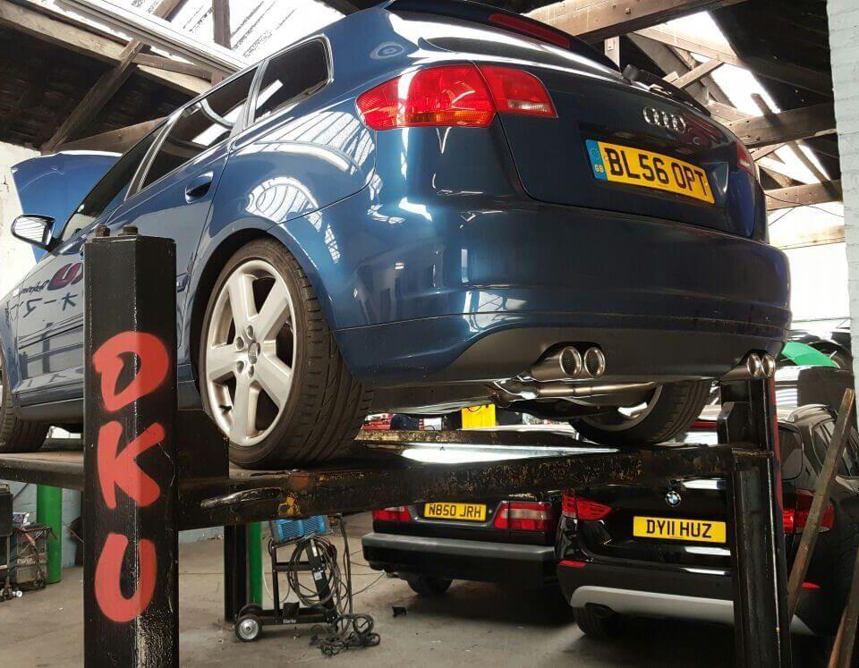 Audi A3 TDI MK2 ECU Remap