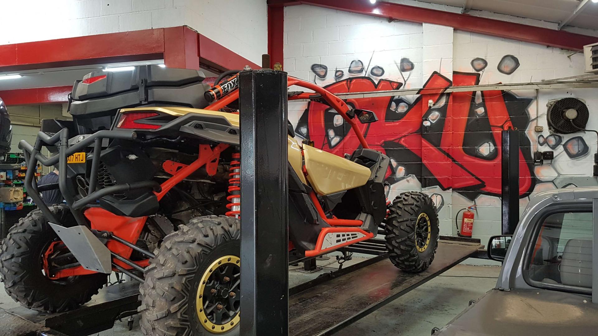 Buggy 4x4-