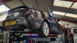 Hyundai COUPE-Carbon Cleaning