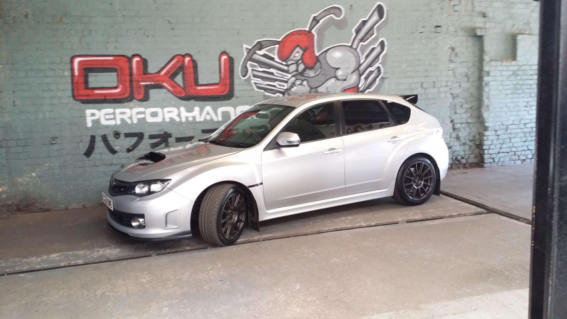 Subaru IMPREZA-STI