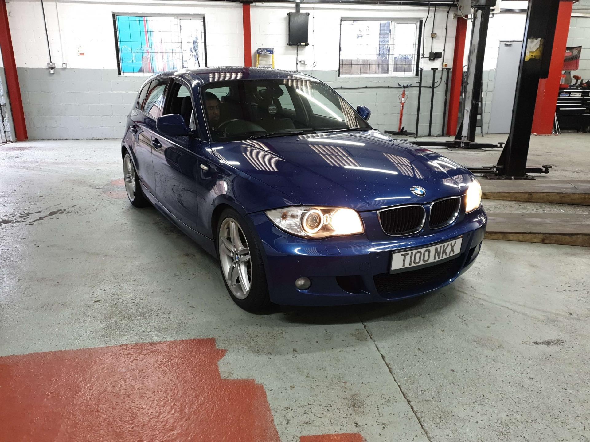 BMW 120D E87 Custom Exhausts