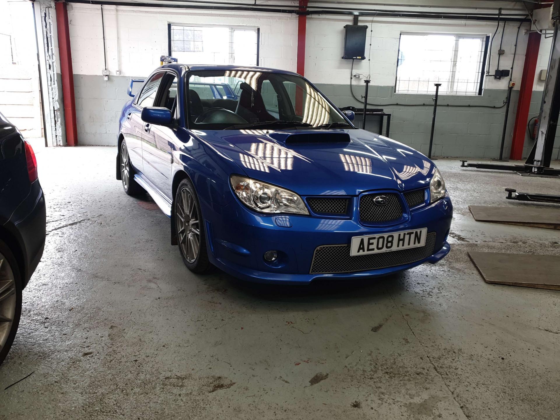 Subaru IMPREZA-WRX