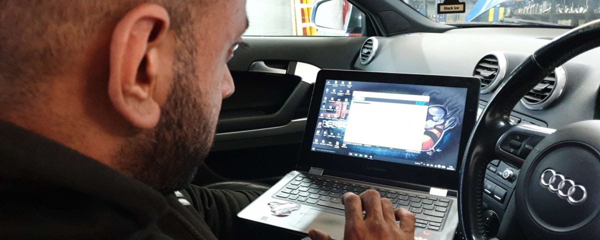 AUDI S3 8P EXH ECU Remapping