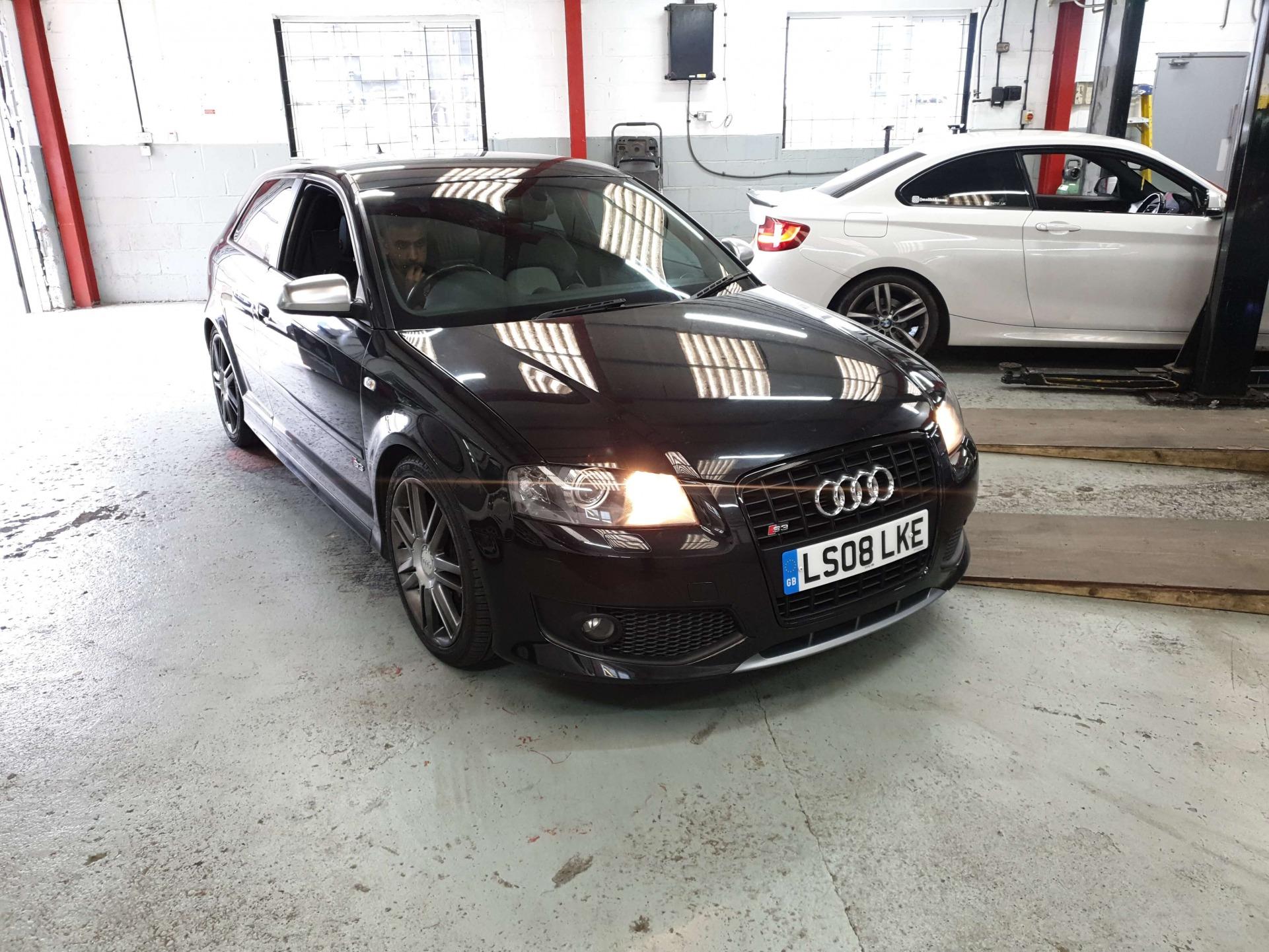 Audi S3-S3 MK2