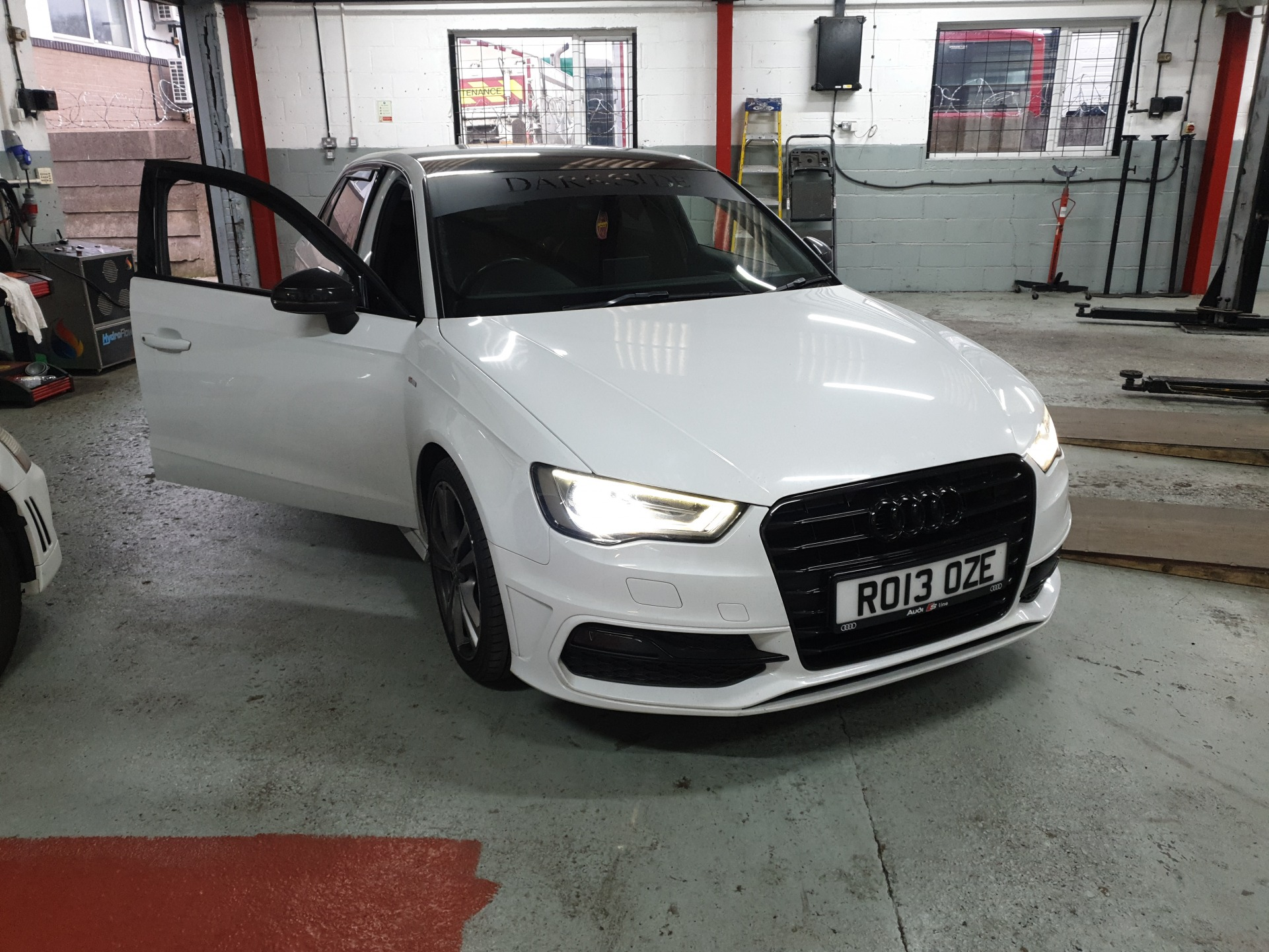 Audi A3 1 6tdi Conversion S3 Custom Design Full Range Of Exhaust