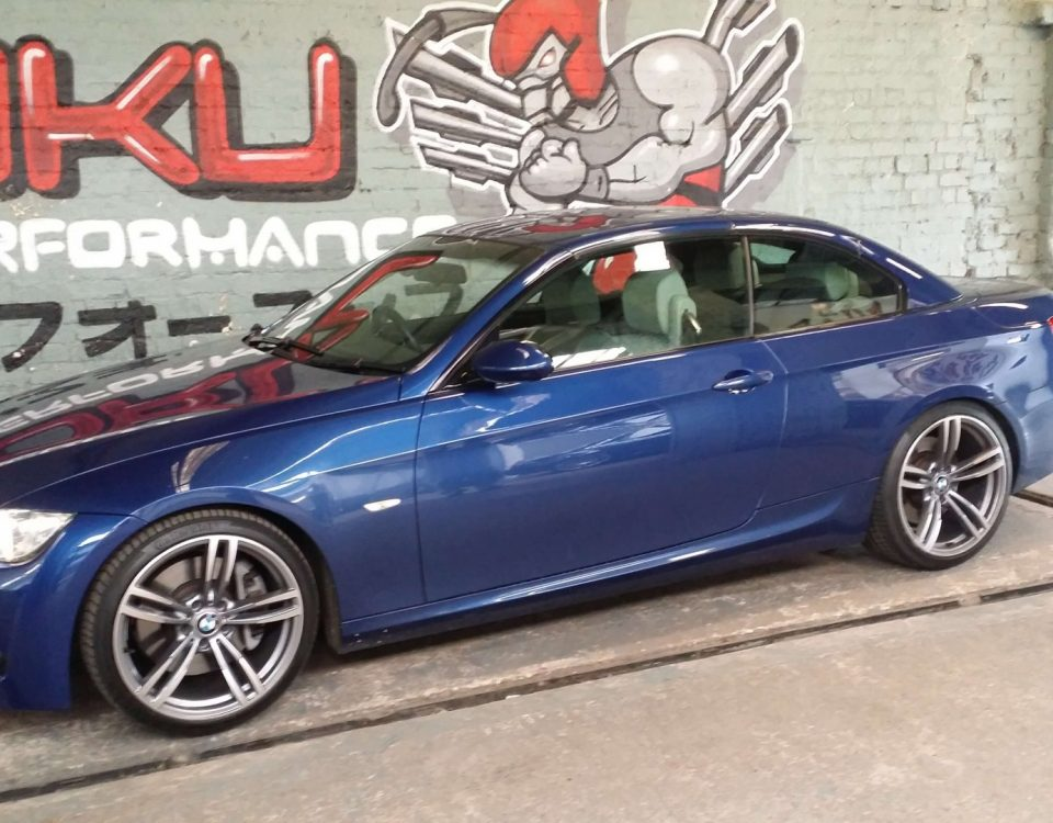 BMW 330I E90