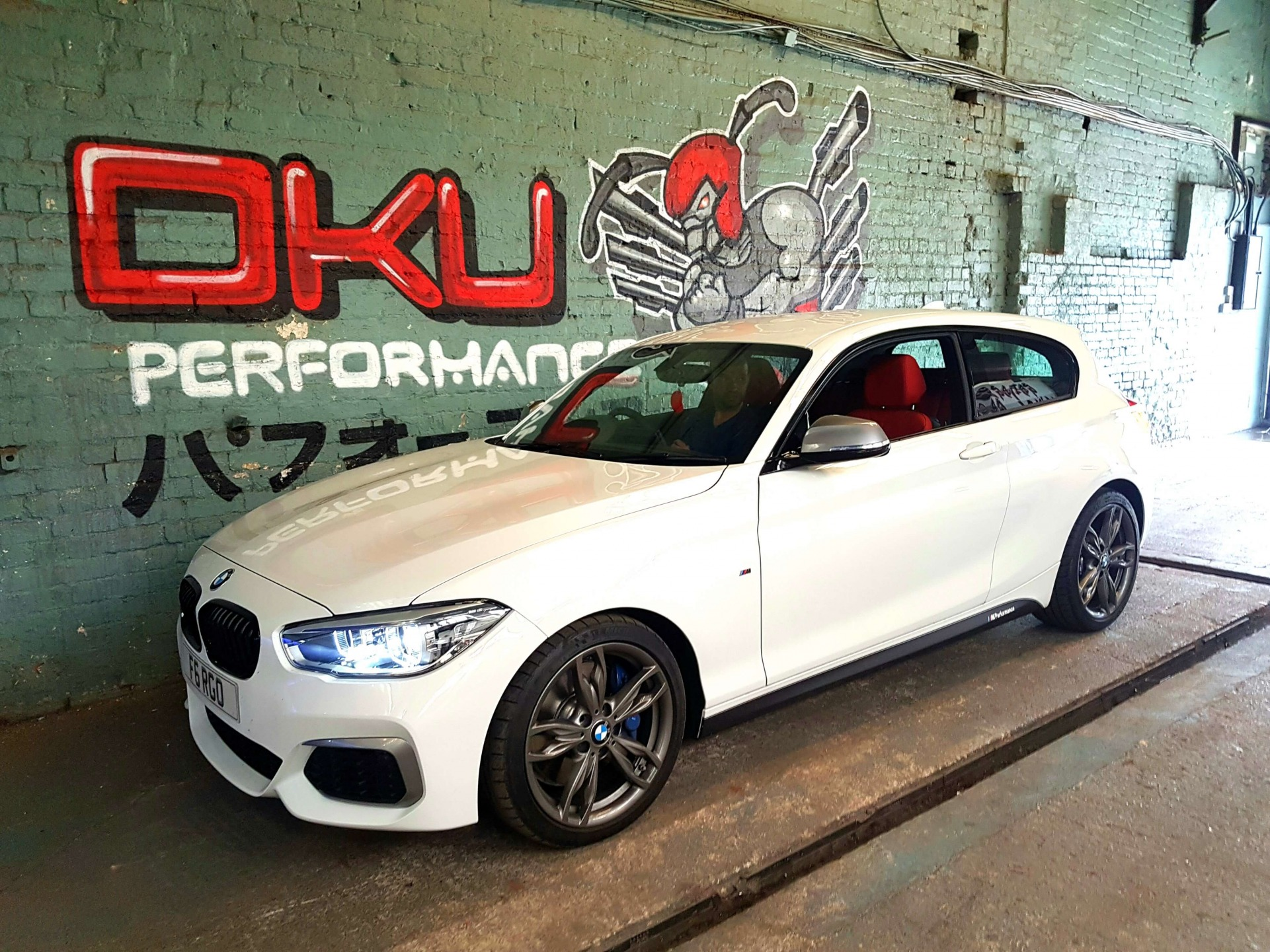 BMW M140I F20 ECU Remapping and Carbon Cleaning