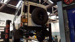 Land Rover DEFENDER 110-2.5