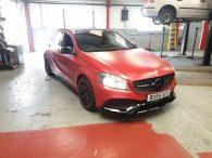 Mercedes A CLASS-A180 1.5 CDI