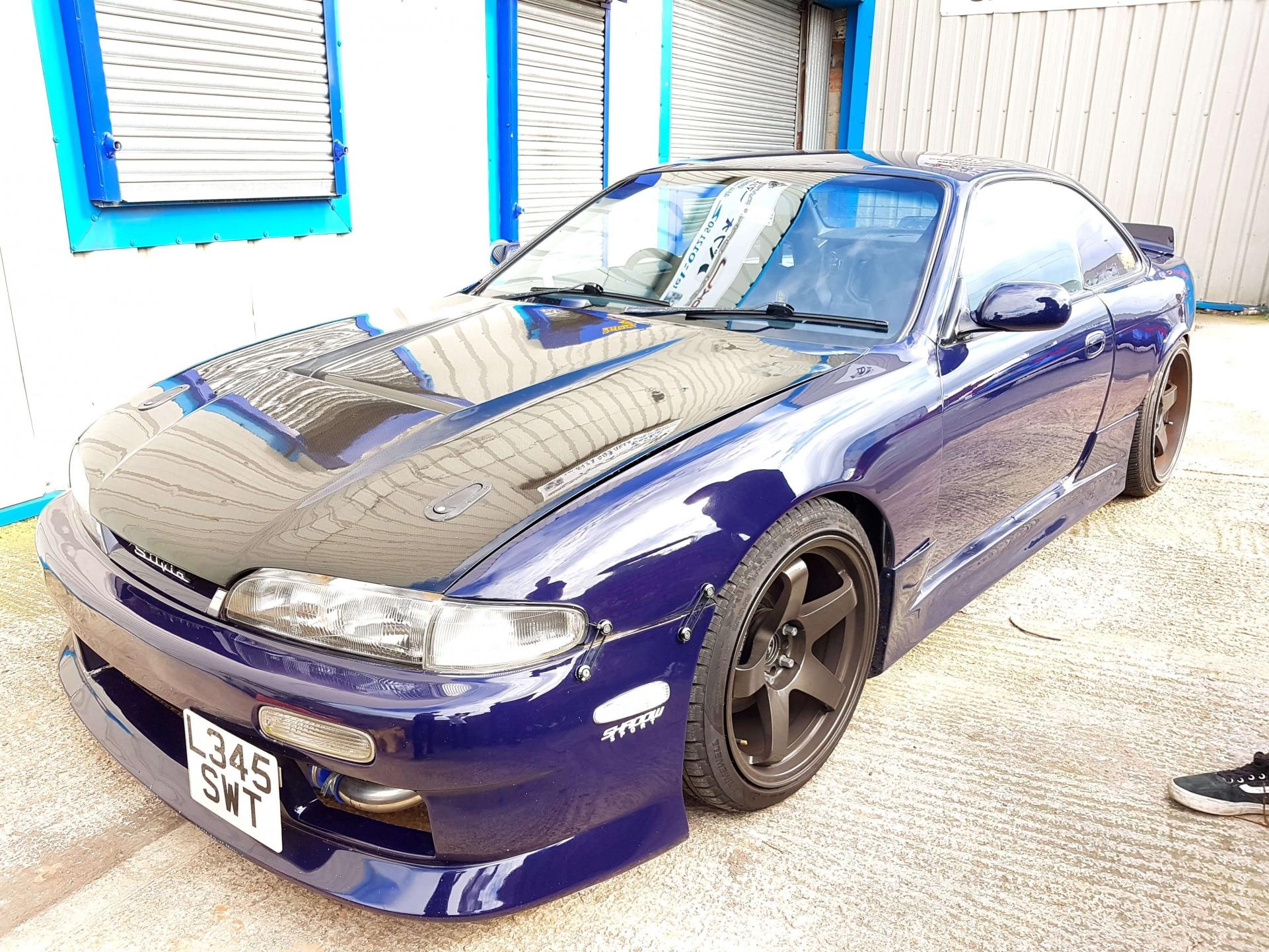 Nissan 200SX-2.0