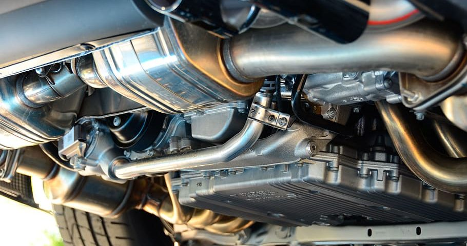 cat back exhaust system