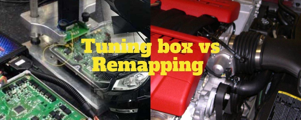 Tuning box vs Remapping